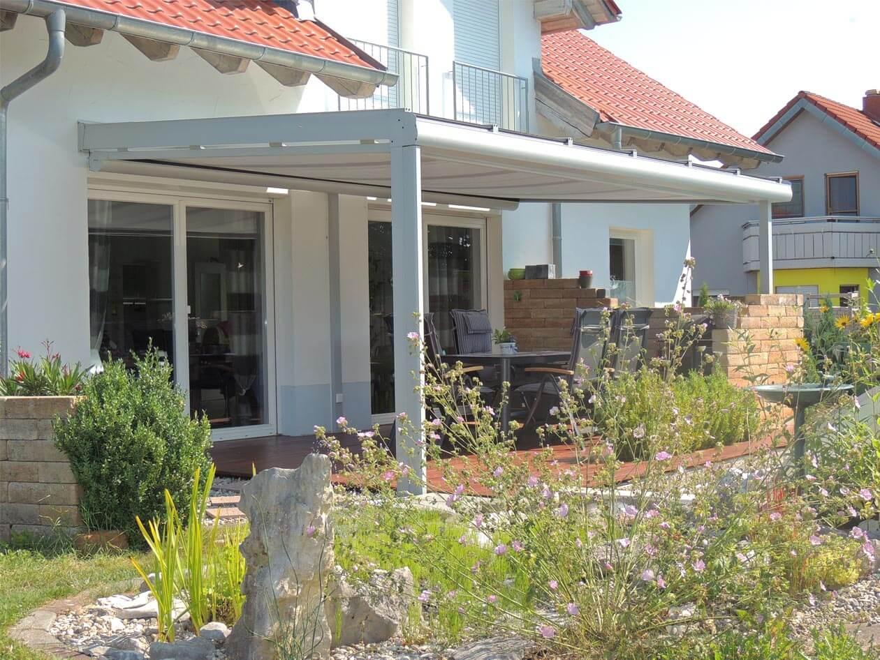 Das Perfekte Terrassendach wipro, Terassenüberdachung